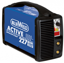 сварочный инвертор BLUE WELD Active  227 MV/PFC DC-LIFT VRD